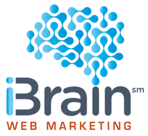 iBrain Web Marketing Logo